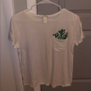 H & M Cactus T-Shirt